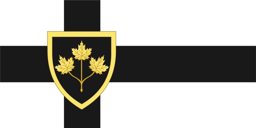 Flag of the Empire of Canadia