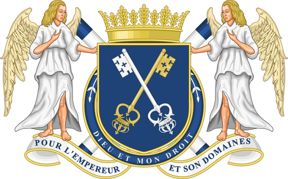 Coat of Arms of the Imperial College of Arms