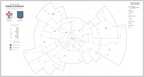 Map of the Terrain Domain