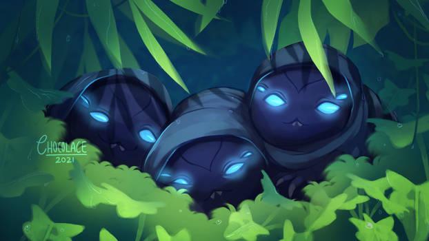 Fallen bebes