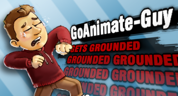 If goanimate guy joined SSB4 by Galaxy-HiJakcer