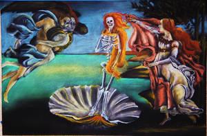 Resurrection of Venus by fifiefofumlol