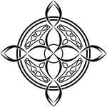 Celtic Design-Blackberry Sage