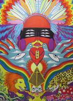 Chronic Shamanic by Art-of-the-Shaman