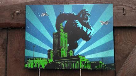 King Kong in Warsaw