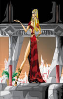 Mykanna -- The Goddess Revealed by dtyler99