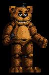 Freddy Fazbear by TheScarlet1