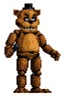 Freddy Fazbear by TheScarlet1