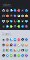 OSXONE Icon Theme UPDATED!