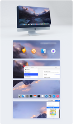MacOS Catalina Theme for GNOME-SHELL