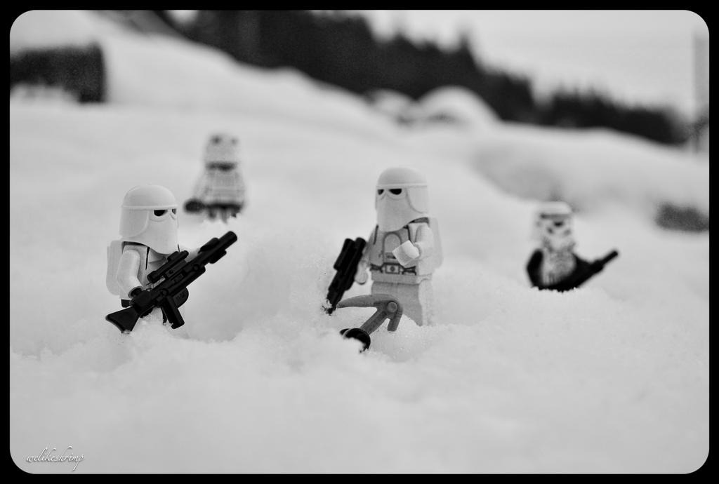Look Sir, Droids! - Day 8