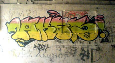 tyrnovo streets by Akes2