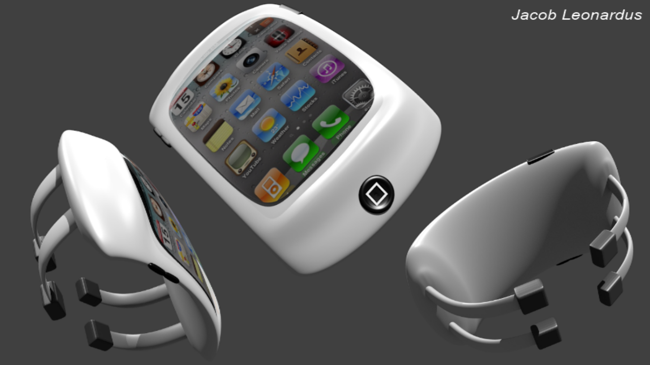iphone wrist watch iphone wrist by jacob1928 on deviantart 12507
