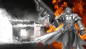 Mafia Graves: The Outlaw - FanArt Wallpaper