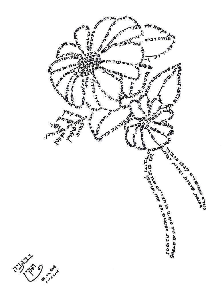 Flower calligraphy by genny raskin on deviantart