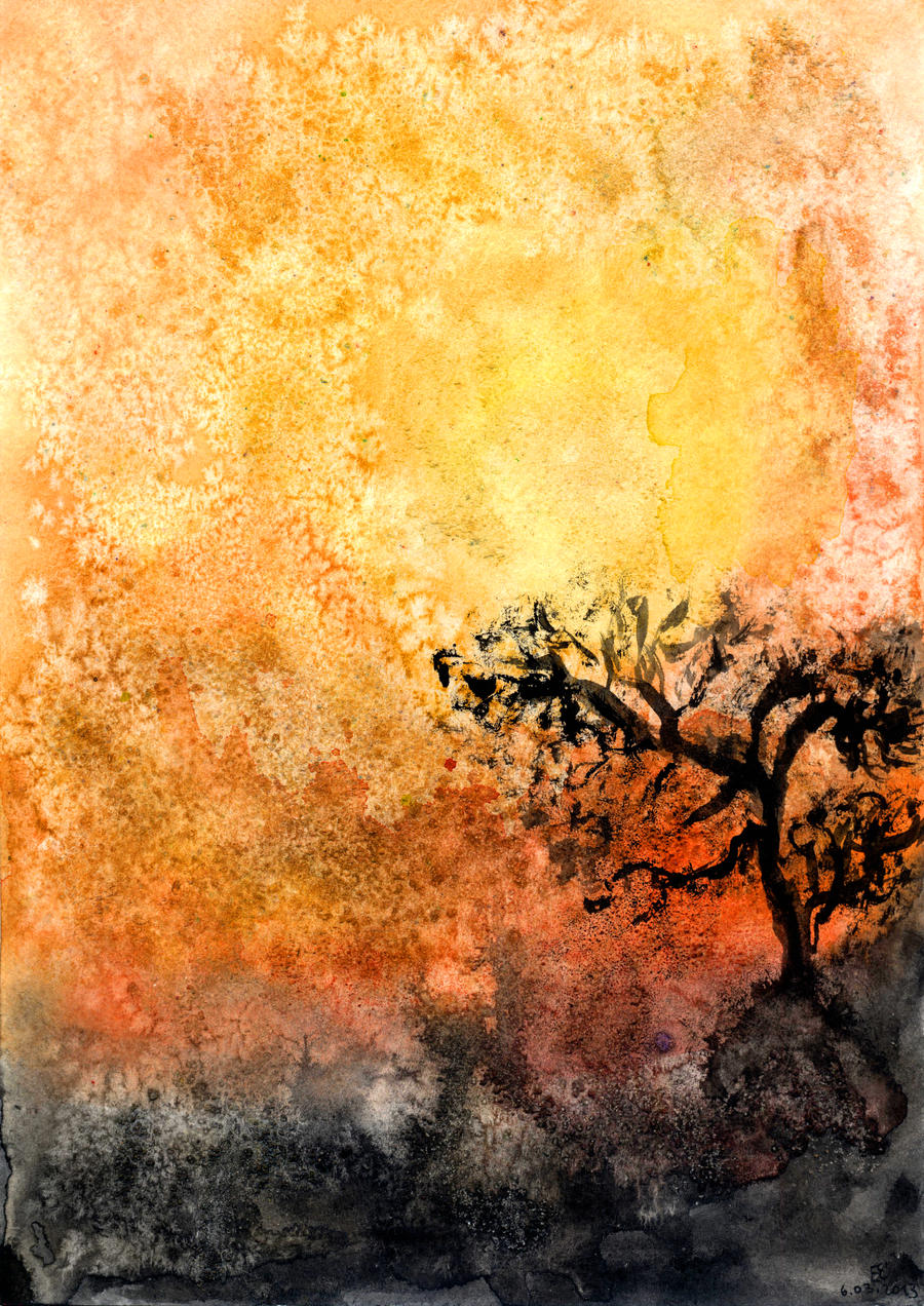 New life in Africa by Genny-Raskin