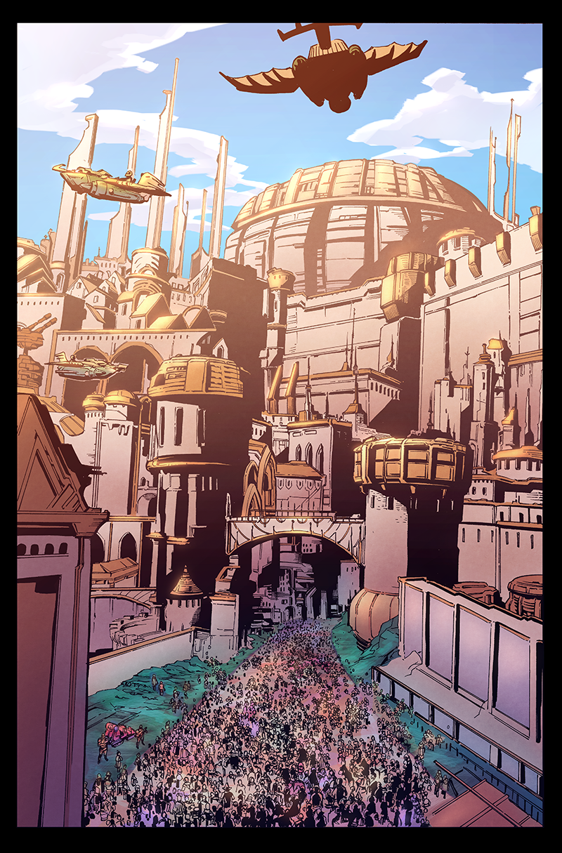 HEMMU #1 Page 1 Colors by kathrynlayno