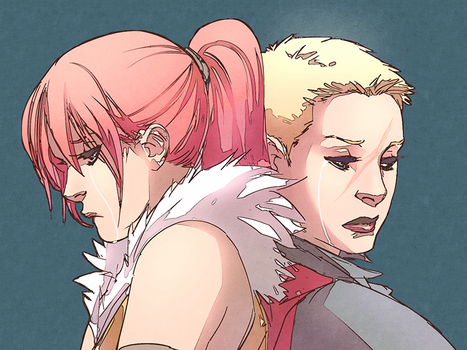 Teela and Despara
