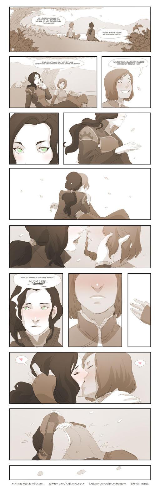 Korrasami Comic by kathrynlayno