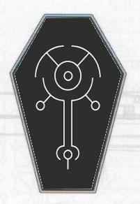 Necron Dynastic Glyph - Nehktum Dynasty by Meowmeowmeow21