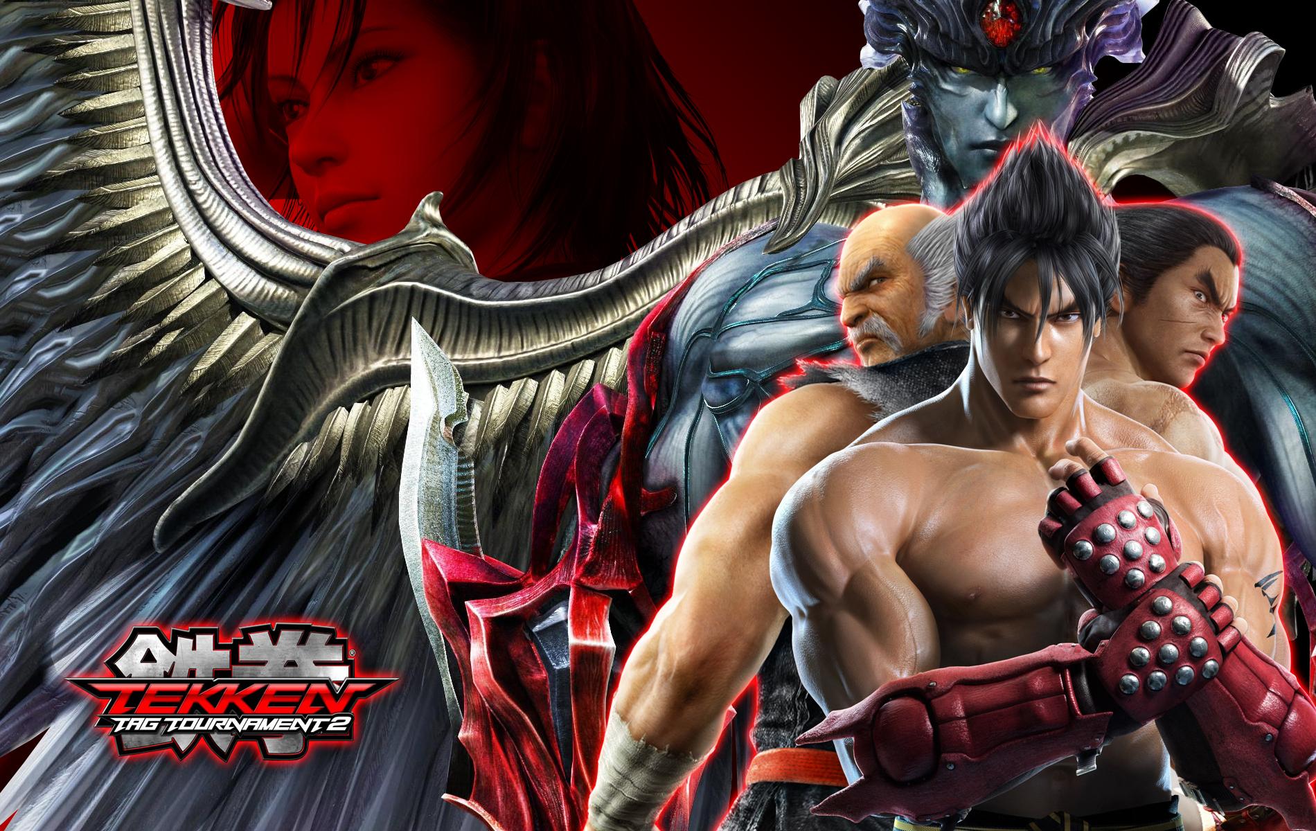 Tekken Tag Tournament 2 Wallpaper V2 0 By Jin 05 On Deviantart