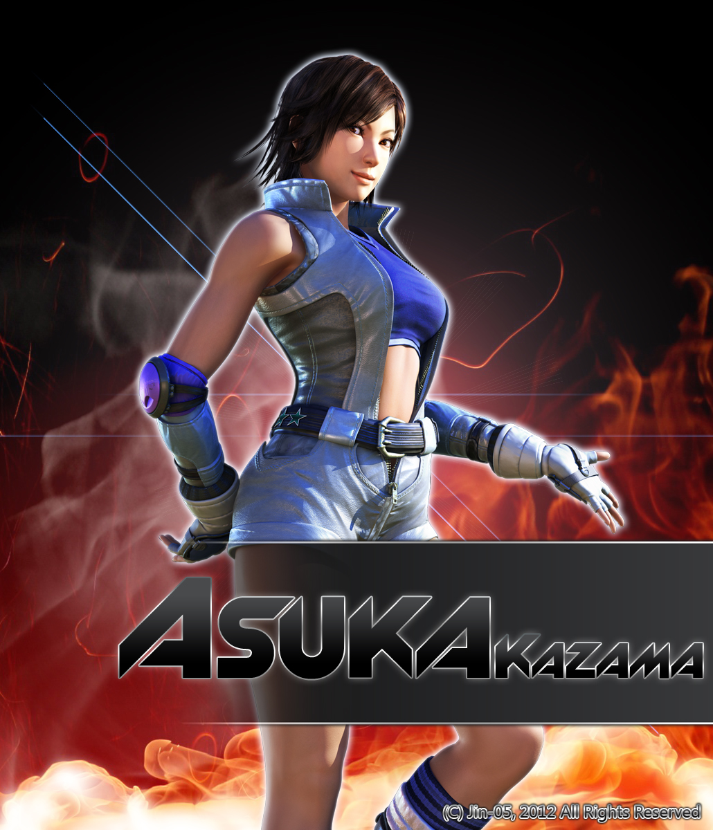 tekken jin and asuka relationship help