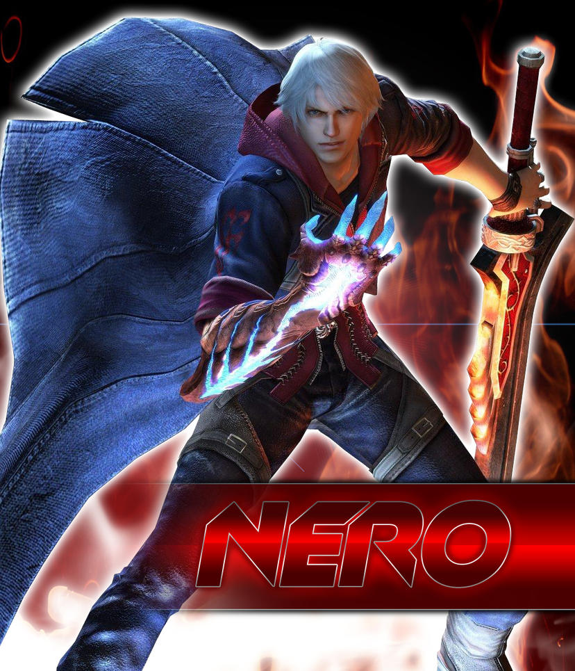 Nero (Devil May Cry 4) By Jin-05 On DeviantArt