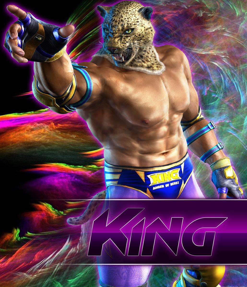 tekken king wallpaper hd