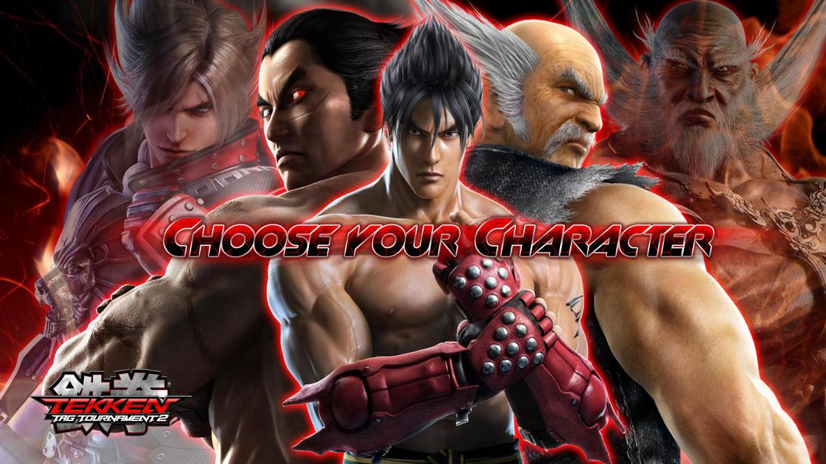 Tekken movie site
