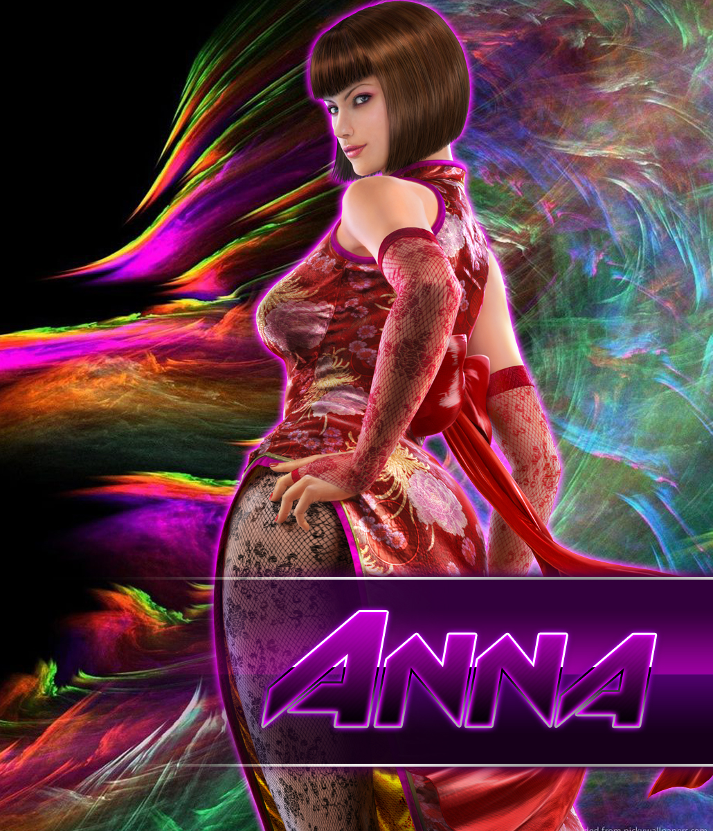 Anna Williams Nude Photos 27