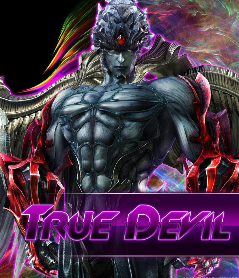 wallpaper tekken 5 devil jin