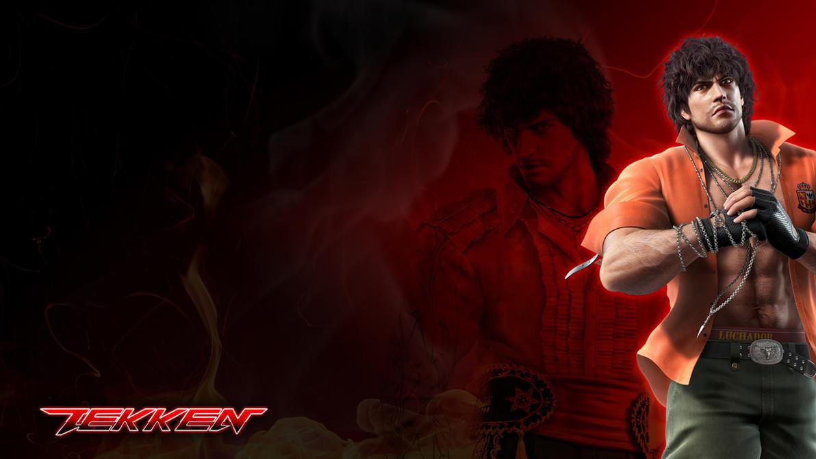 Miguel Caballero Rojo by jin-05