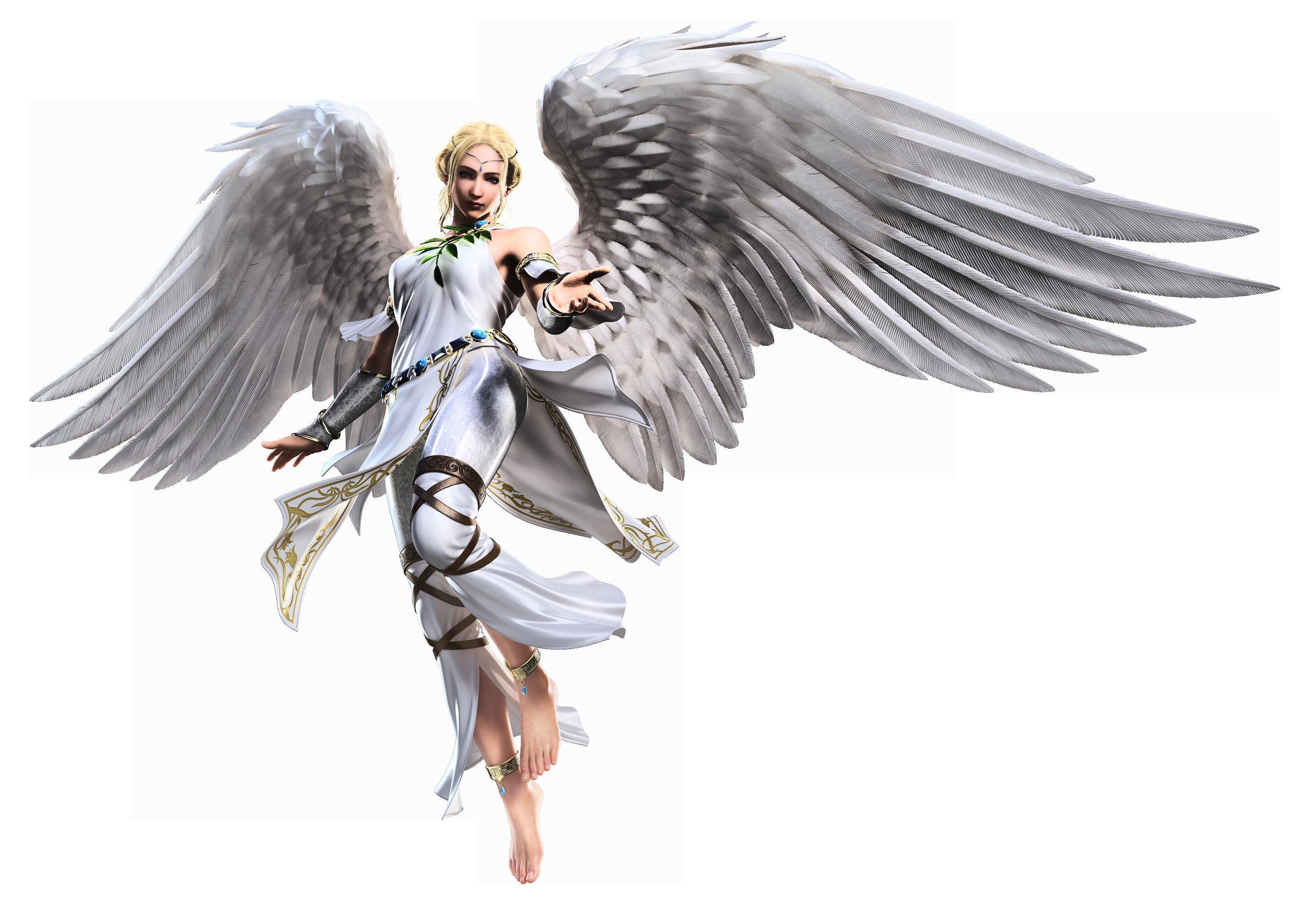Angel  HDR Effec...Warrior Tattoos