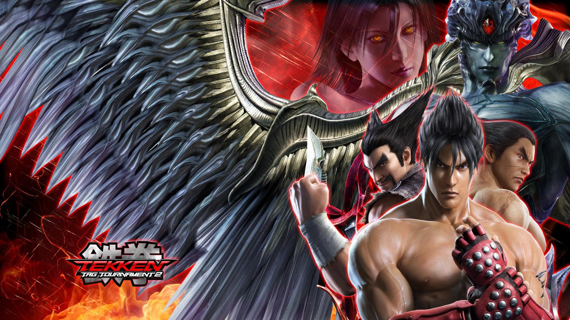 Tekken Tag Tournament 2 Wallpaper Final By Jin 05 On Deviantart
