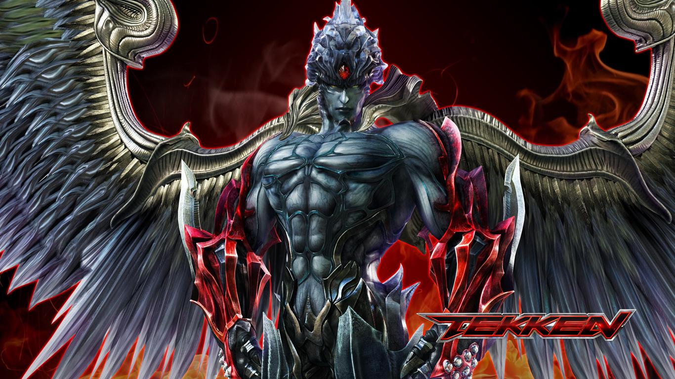 Devil Jin   Tekken Wiki   FANDOM powered by Wikia