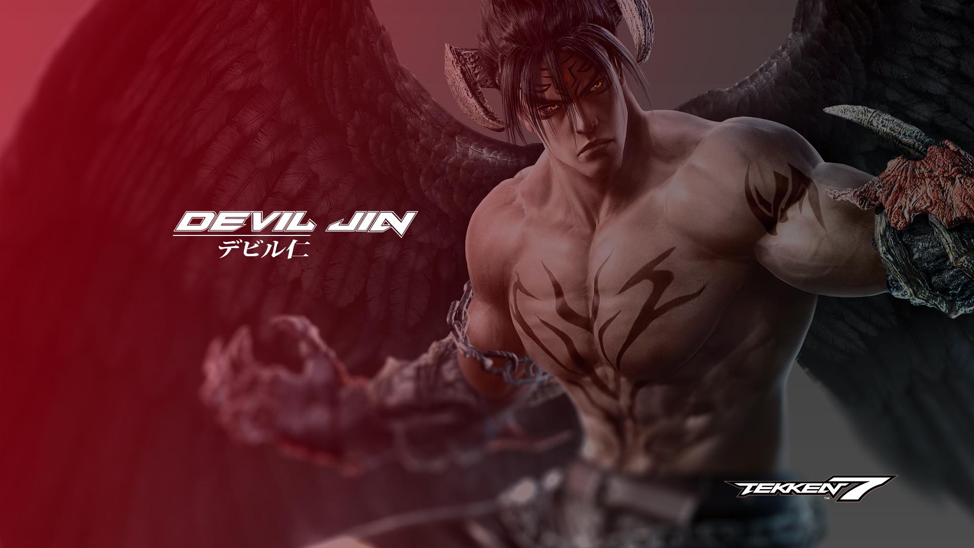 Devil jin tekken 7 by jin 05 on deviantart devil jin tekken 7 by jin 05 voltagebd Gallery