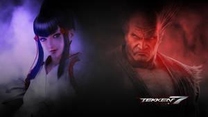 Kazumi X Heihachi Mishima (TEKKEN 7)