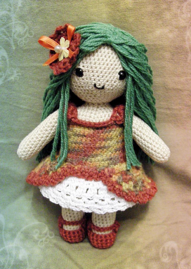 Mrs. Forest by CloverMirror