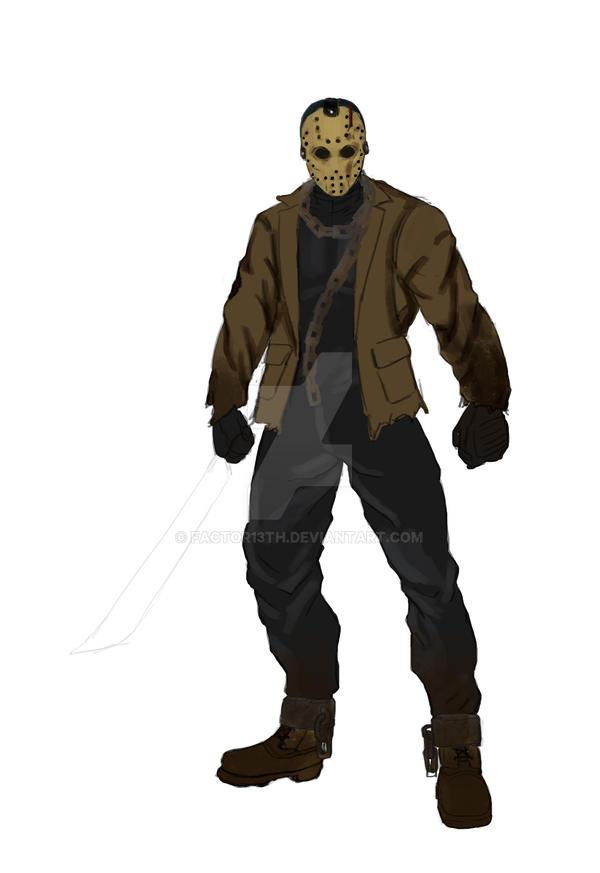 Jason Voorhees-Killer of Crystal Lake