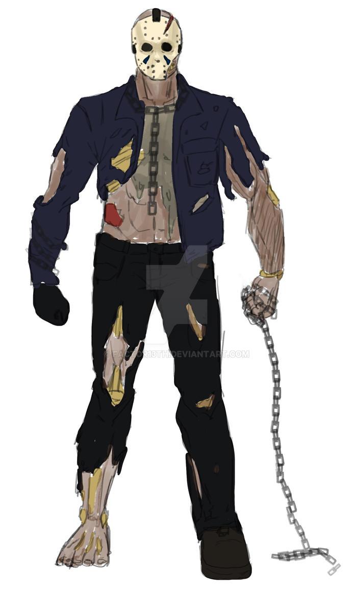 Jason-Voorhees concepts #2