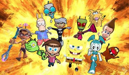 Nicktoons Unite Remastered by BlueWolf1010