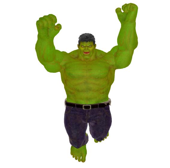 Hulk #23 by BlueWolf1010