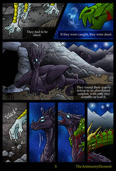 Thar's Valor Page 3