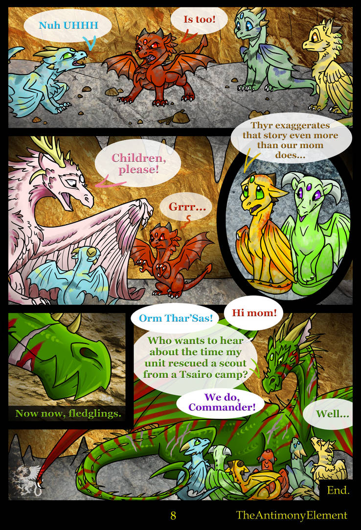 Thar's Valor Page 8 by TheAntimonyElement