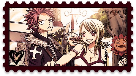 Natsu and Lucy by Mery-Mephistopheles