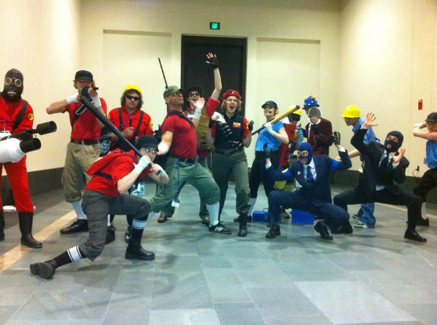 Team Fortress Group AB 2011 by wrath7734