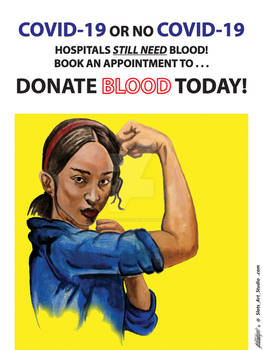 Donate Blood Today