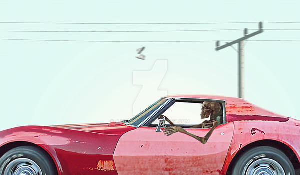 The last mile. by J-MEDBURY