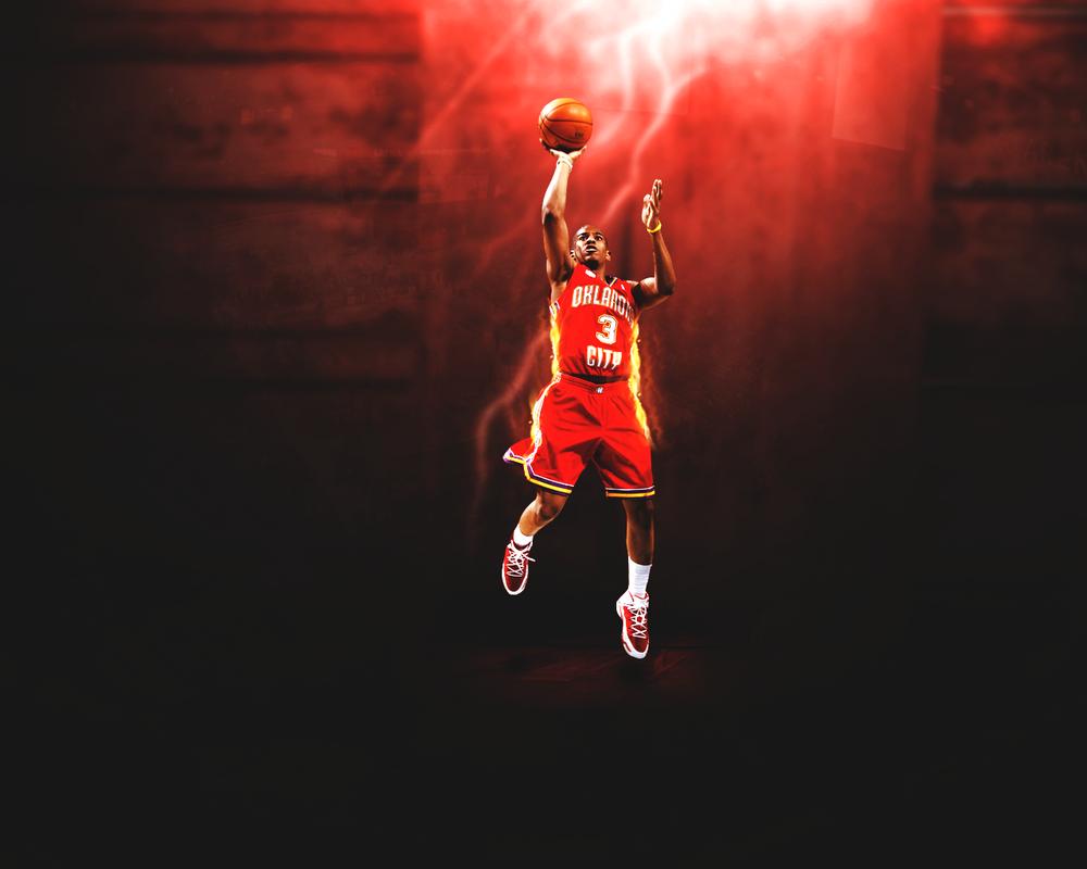 Koszykarz by Klocek13
