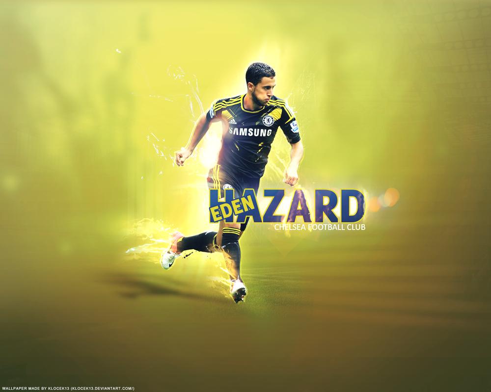 Eden Hazard by Klocek13